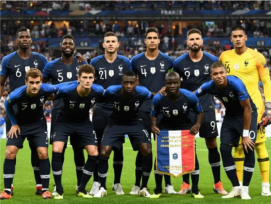 France squad for EURO 2021 - history, results, forecast and prediction