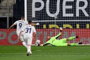 Le Real Madrid a marqué 3 buts en 10 minutes et est sorti premier de la Liga