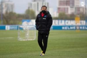 Alaves vantava un nuovo allenatore