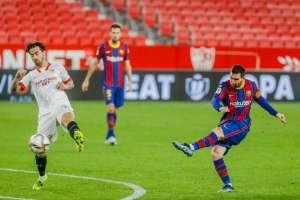 Messi erreichte Xavis Rekord