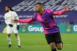Mbape schreibt Geschichte in der Ligue 1