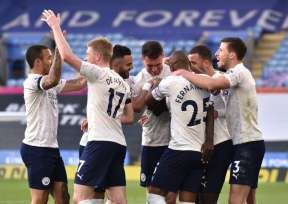 Manchester City geht nach dem Erfolg über Leicester zuversichtlich zum Titel