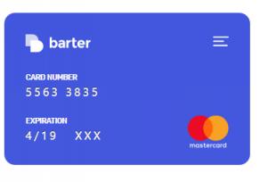 我們接受易貨虛擬美元卡。 立即獲取