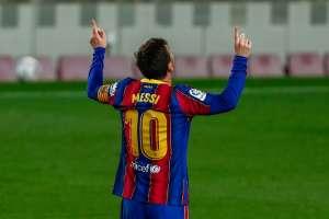 Месси перед новым десятилетним контрактом с «Барселоной» отцу понравились условия.