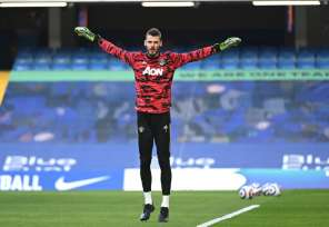 Manchester United ready to part with De Gea