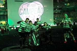 После двух десятилетий ожидания: Спортинг Лиссабон снова чемпион