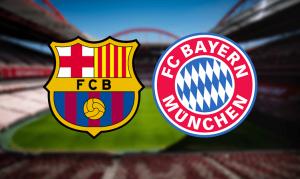 巴塞羅那對拜仁慕尼黑足球預測、投注技巧和比賽預覽