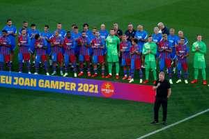 Барселона выиграла первый трофей после расставания с Месси