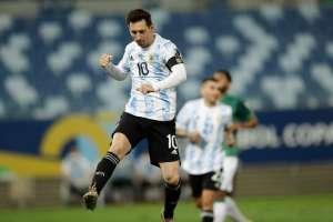 Месси вписал новую страницу в историю Аргентины