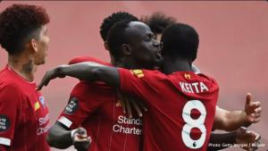 Real Madrid hat Liverpools Mittelfeldspieler Nabi Keita ins Visier genommen