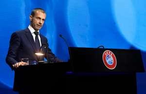 L'UEFA n'a pas puni les rebelles