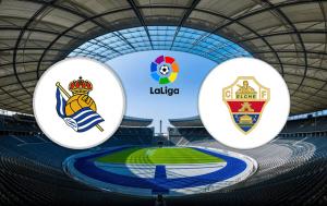 Real Sociedad vs Elche Predicción de fútbol, consejos de apuestas y vista previa del partido