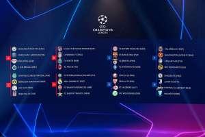 AC Milan, Liverpool y Atlético de Madrid en el grupo de la muerte en la Champions League