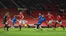 Манчестер Юнайтед пропустил слишком много бросков и упустил успех против Эвертона в триллере с 6 головами
