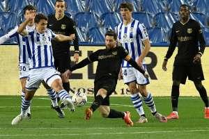 Lionel Messi mit erstaunlicher Leistung