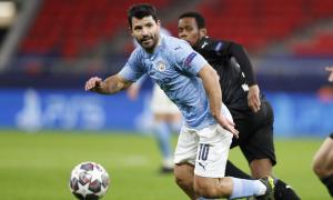 Aguero verabschiedete sich von City-Fans