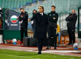 Roberto Mancini jagt einen Rekord von 91 Jahren