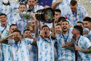После 28 лет ожидания: Аргентина побеждает на Кубке Америки и приводит Месси в экстаз