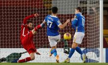 Wieder ein Misserfolg für Liverpool in Anfield