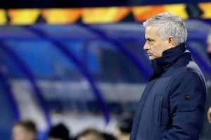 Mourinho könnte entlassen werden, wenn Tottenham sich nicht für die Champions League qualifiziert