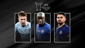 UEFA anuncia nominado a Jugador del Año