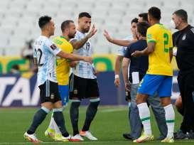 La FIFA emitió un comunicado oficial tras el escándalo Brasil-Argentina