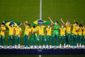 Олимпийский комитет Бразилии наложил санкции на футболистов после триумфа