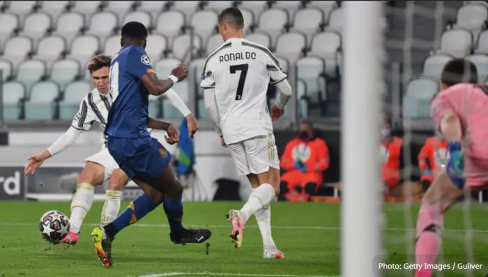 Deja Vu: Juventus y Ronaldo vuelven a salir al principio de la Champions League, drama con la prórroga ante el Oporto