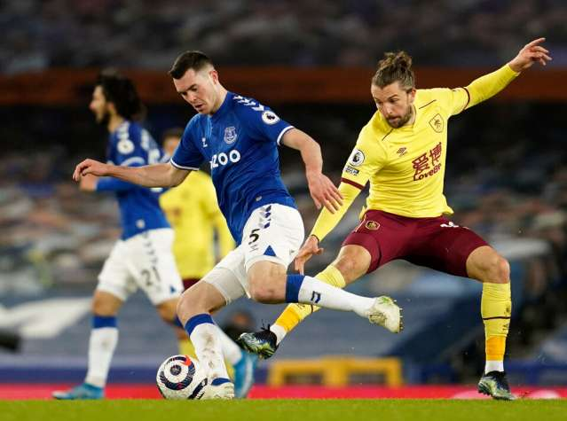 Burnley inflige segunda derrota consecutiva ante Everton