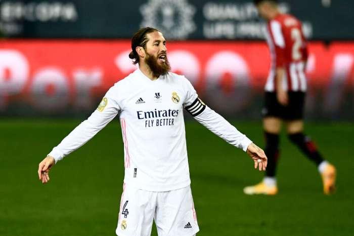 Sergio Ramos mwishowe aliikata Real Madrid