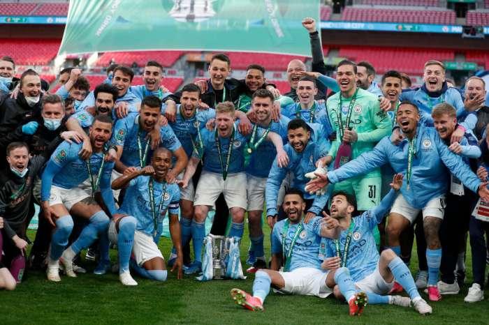 Man City venció al Tottenham y levantó la Copa de la Liga por cuarto año consecutivo