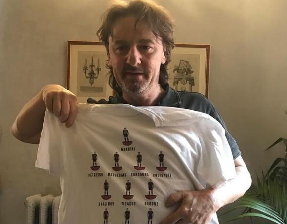 उन्होंने मैच फिक्सिंग के लिए एक इतालवी किंवदंती को उचित ठहराया