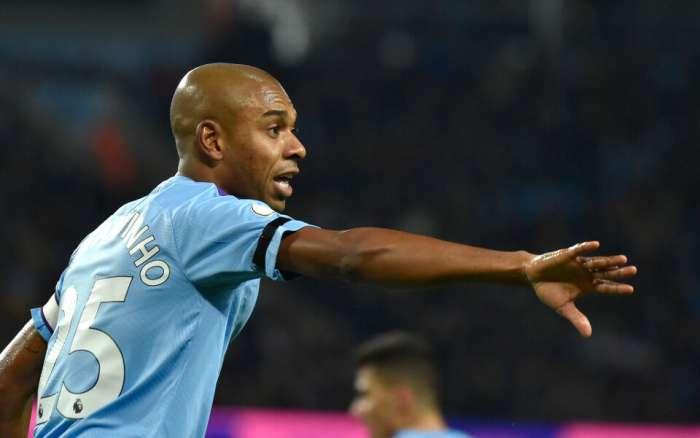 Fernandinho renovó su contrato con el Manchester City