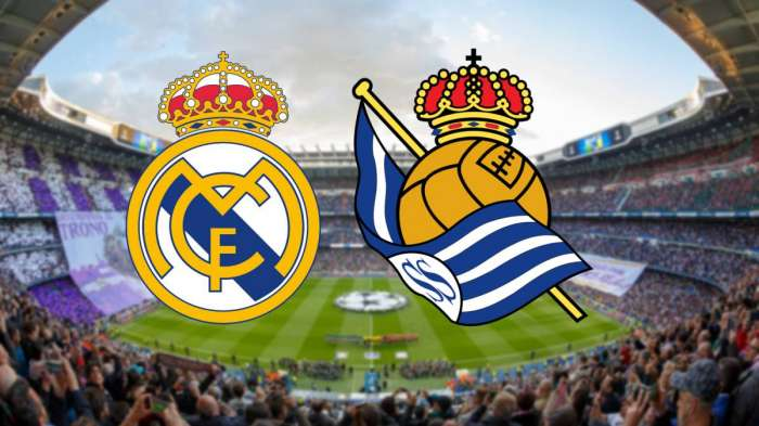 Previsione calcio Real Madrid Vs Real Sociedad, pronostico scommesse e anteprima partita