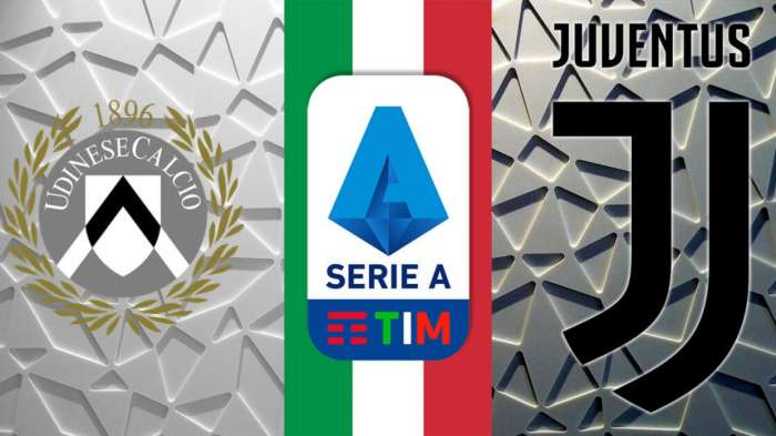 Udinese vs Juventus Football Prediction, Betting Tip & Match Preview