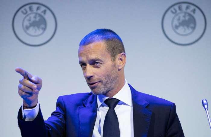 Босс УЕФА: футболисты, которые находятся в Суперлиге, не будут играть в чемпионатах мира и Европы