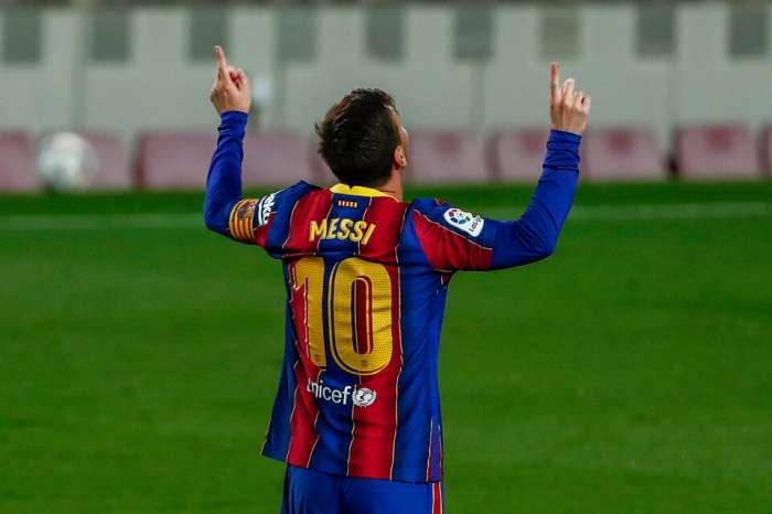 Messi antes de un nuevo contrato de diez años con el Barcelona, a su padre le gustaban las condiciones