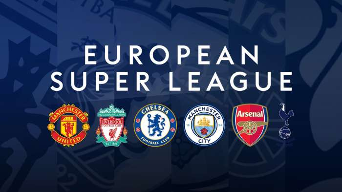 सुपर लीग टीमों ने यूईएफए के साथ केस जीता