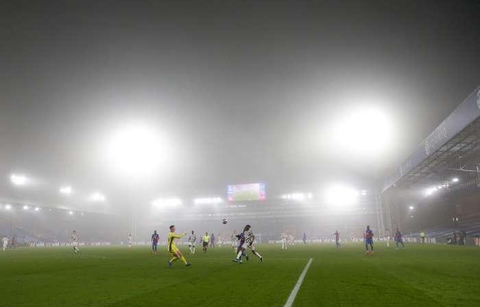 曼聯未能打破倫敦對宮殿的迷霧