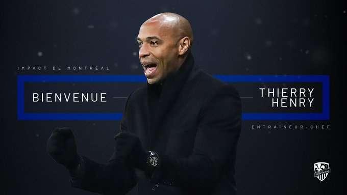 Thierry Henry podría volver a Inglaterra, favorito para llevarse el Bournemouth
