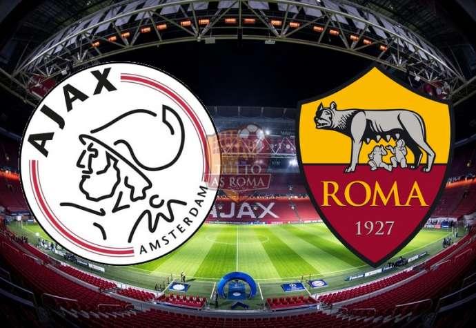 Ajax-羅馬足球預測,投注技巧和比賽預覽