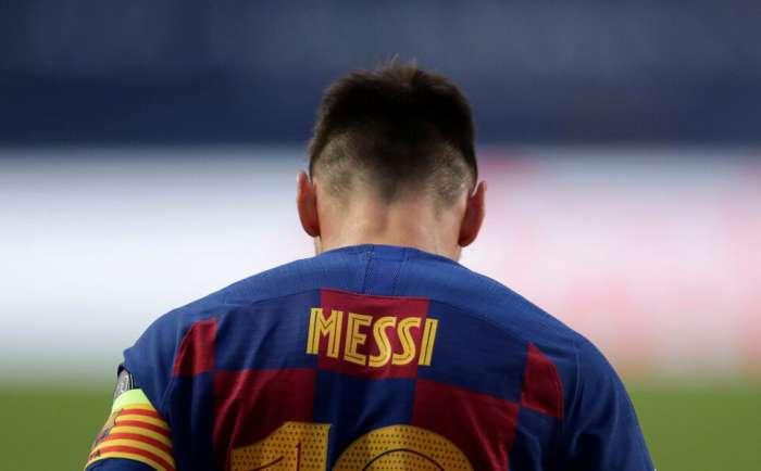 Laporte: Si gano, llamaré primero a Jorge Messi