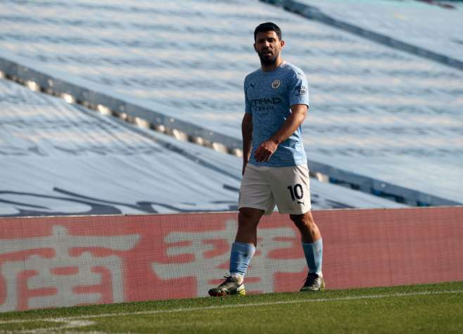 Aguero commented on the rumors about a transfer to Barça