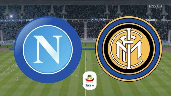 Previsione calcio Napoli vs Inter, pronostico scommesse e anteprima partita