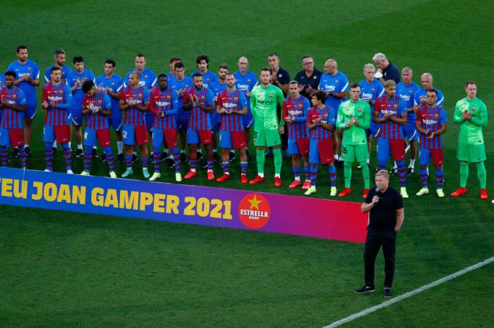 Barcelone a remporté le premier trophée après s'être séparé de Messi