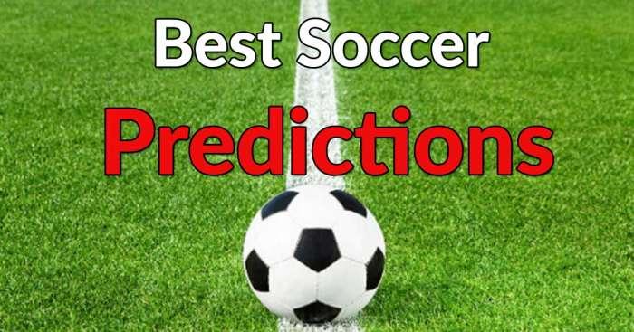 2021年最佳足球預測網站