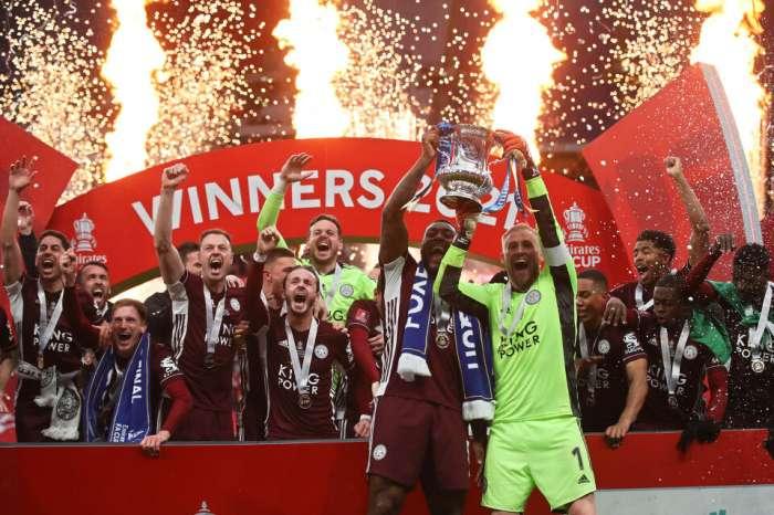 Le footballeur de Leicester manque de respect à son rival