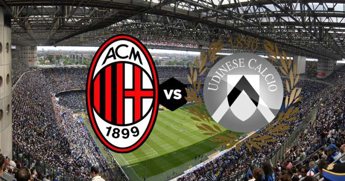 Predicción de fútbol Milan Vs Udinese, consejos de apuestas y vista previa del partido