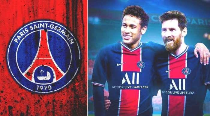 Messi zog sich mit dem PSG-Team in Erwartung des spektakulärsten Transfers in der Geschichte an