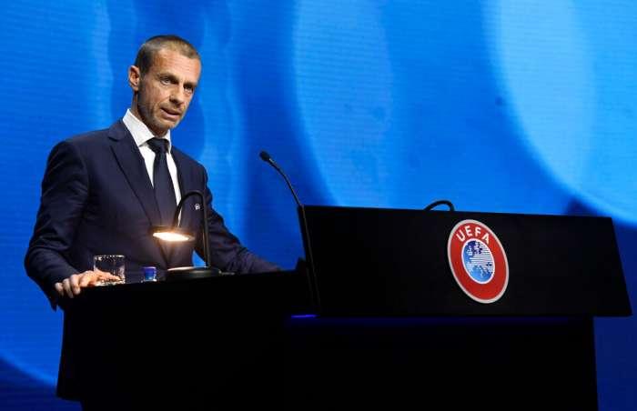 УЕФА не наказал повстанцев